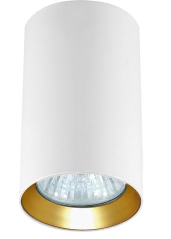 Light Prestige Manacor Plafon Złoty 9 cm