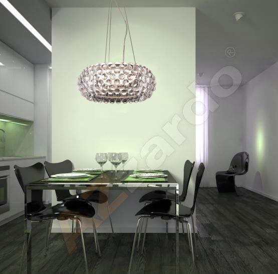 Acrylio V 026-700 Lampa Wisząca AZZARDO