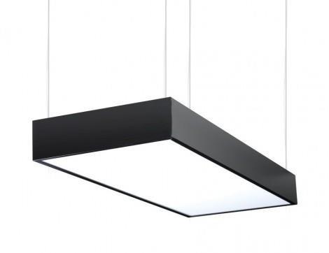 BPM Lighting Alabama S-Light Square 10194.15.BK Lampa wisząca