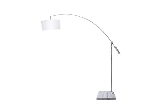 Bianca TS 06112F-CH Lampa Podłogowa AZZARDO