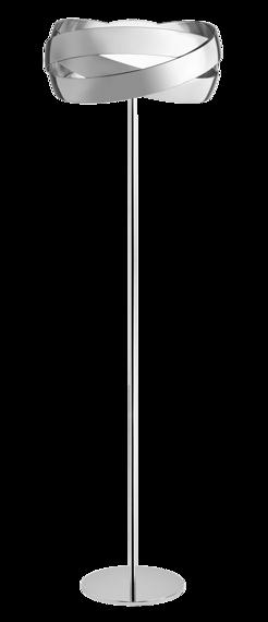 ESTILUZ Siso P-2998 Lampa Stojąca chrom