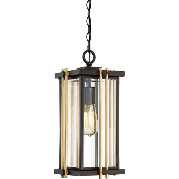 Elstead Lighting Goldenrod QZ/GOLDENROD8/M Lampa wisząca