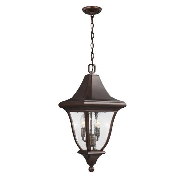 Elstead Lighting Oakmont FE/OAKMONT8/M Lampa wisząca