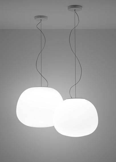 Fabbian LUMI MOCHI F07 A39 01 Lampa wisząca LED