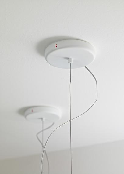 Fabbian LUMI POGA F07 A13 01 Lampa wisząca
