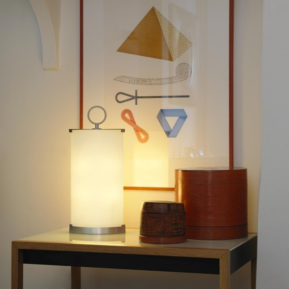 Fontana Arte Pirellina 2781 Lampka