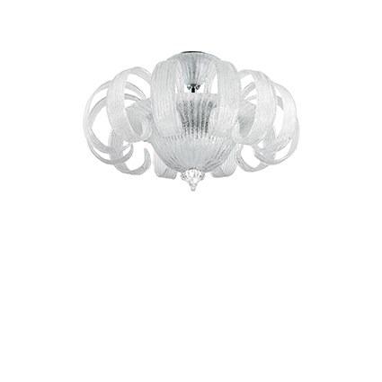 Ideal Lux Tintoretto PL 4 Plafon biały