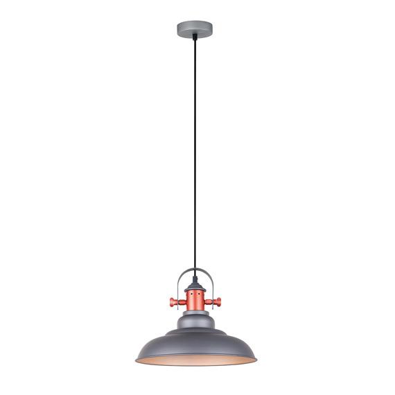 Italux Temper  MDM-2986/1 GR Lampa Wisząca