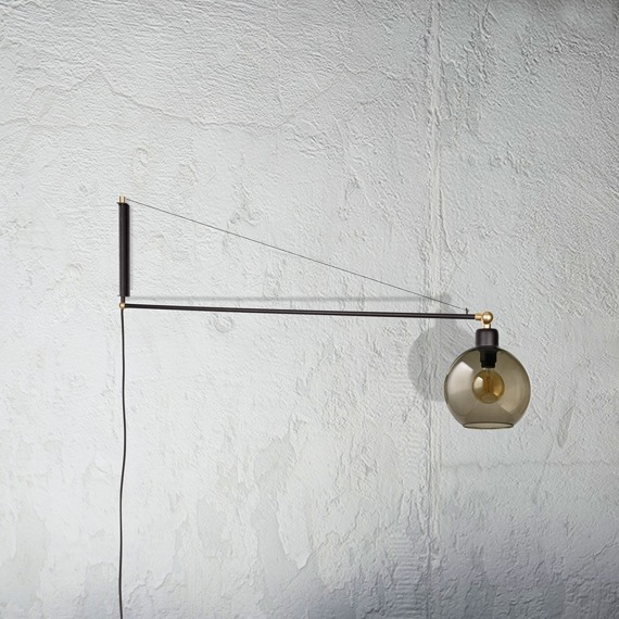 Lampa Ścienna Crane 9374  Nowodvorski