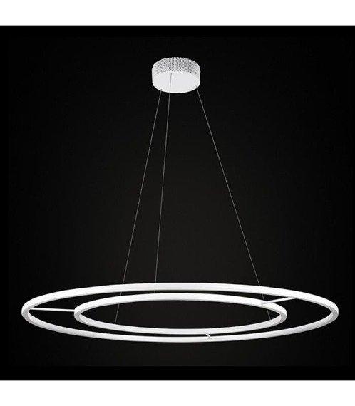 Lampa Wisząca Ramko Echo 67934 kolor czarny 60 + 90 cm