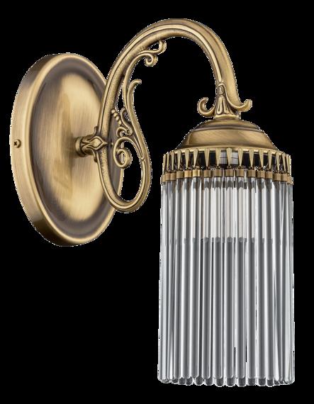 Lampa ścienna Kutek Fiore FIO-K-1(P)