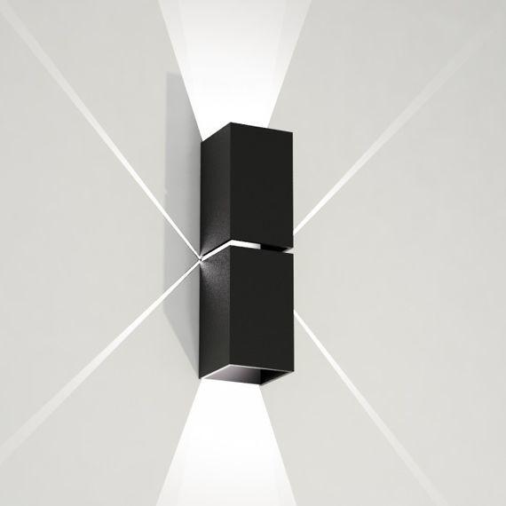 Lampa ścienna Shilo NEMURO 408 czarny Dostawa 24H
