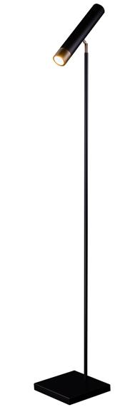 Lampa stojąca Amplex Eido 0352 czarna
