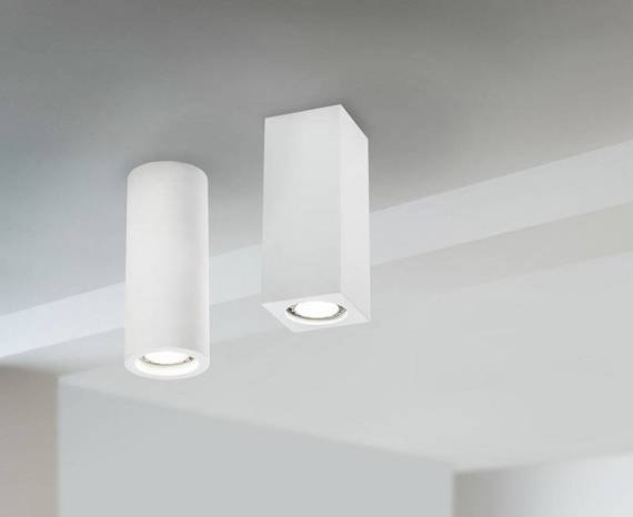 Lampa sufitowa Maytoni Alfa C010CL-01W Biała