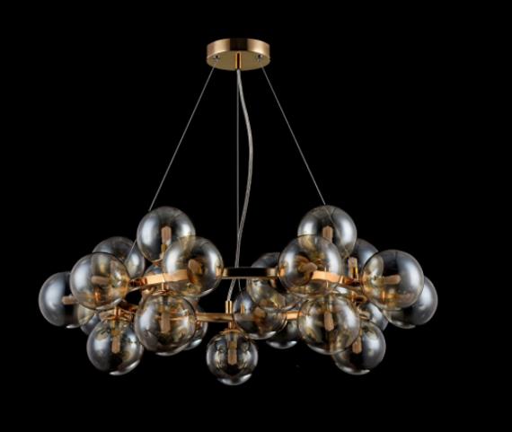 Lampa sufitowa Maytoni Dallas MOD548PL-25G