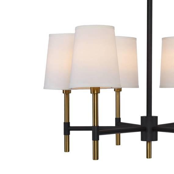 Lampa wisząca Berella Light Kampo 6 BL5423
