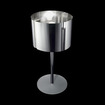 Lampade Italiane REFLEX LT 1001/35 cristal Lampa Nocna
