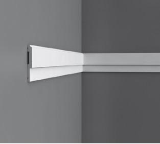 Listwa ścienna Orac Decor P9900 Flex listwa gięta