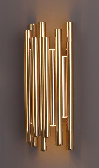 MaxLight Organic Gold W0187 Kinkiet
