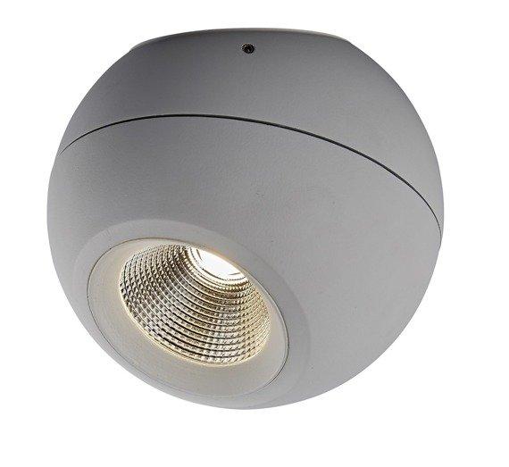 Mistic Madball Lampa sufitowa LED w kolorze białym