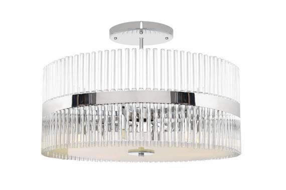 Plafon Berella Light Borda PL60 BL5434
