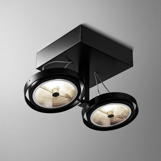 Reflektor Aqform BARES 14712-0000-T8-PH-02 czarny