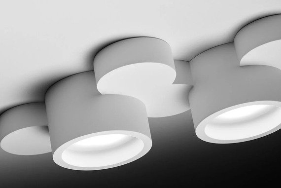 Sforzin Chio T278 Lampa sufitowa