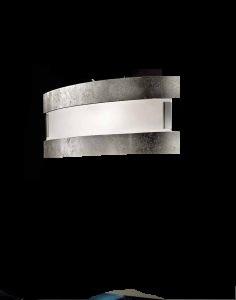 Sillux NEW YORK LS 4/232 Lamap Sufitowa srebrna  41 cm