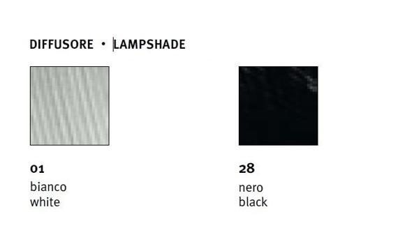 Sillux PARIGI LP 6/241 A biała Lampa Ścienna