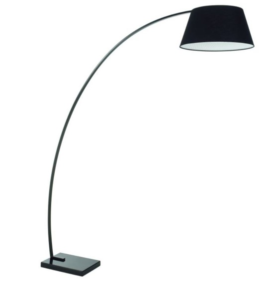 Zanzibar 622A-G05X1A-02 Novolux Exo Lampa podłogowa Ø 50cm