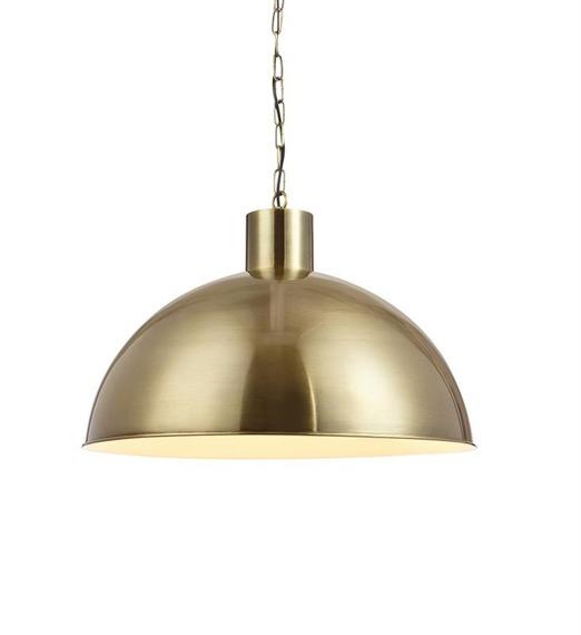 Zwis loft Markslojd Ekelund XL 107735  w kolorze antycznym