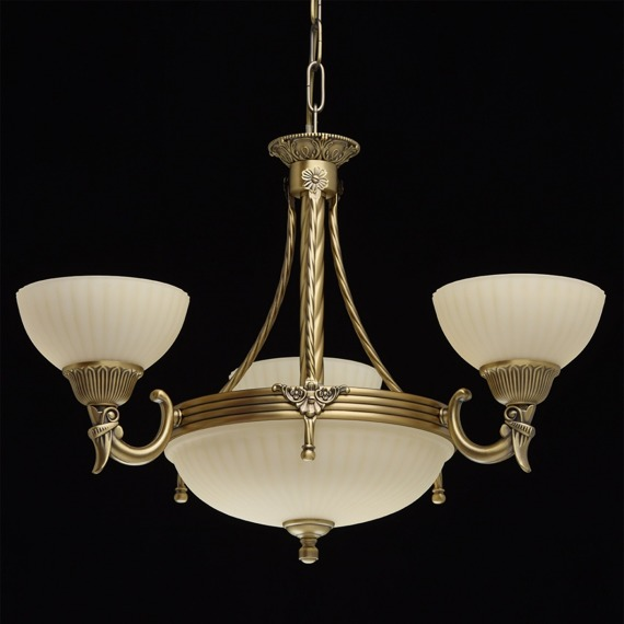 Żyrandol do salonu MW-Light Classic 317010406