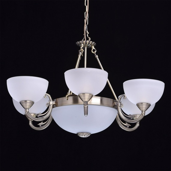 Żyrandol do salonu MW-Light Classic 318011408