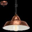 Eglo Auckland 49243 Lampa wisząca