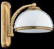 Lampa ścienna Kutek Obd OBD-K-1(P) Patyna